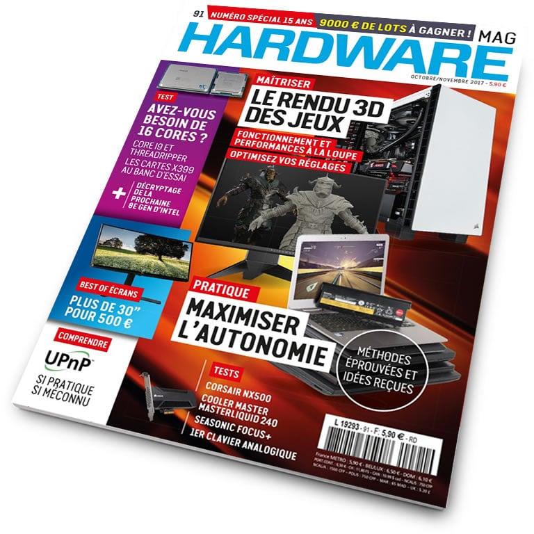 Hardware MAG
