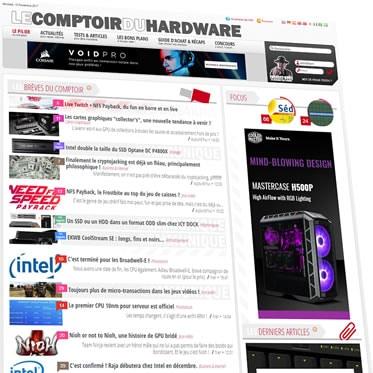 Le Comptoir du Hardware