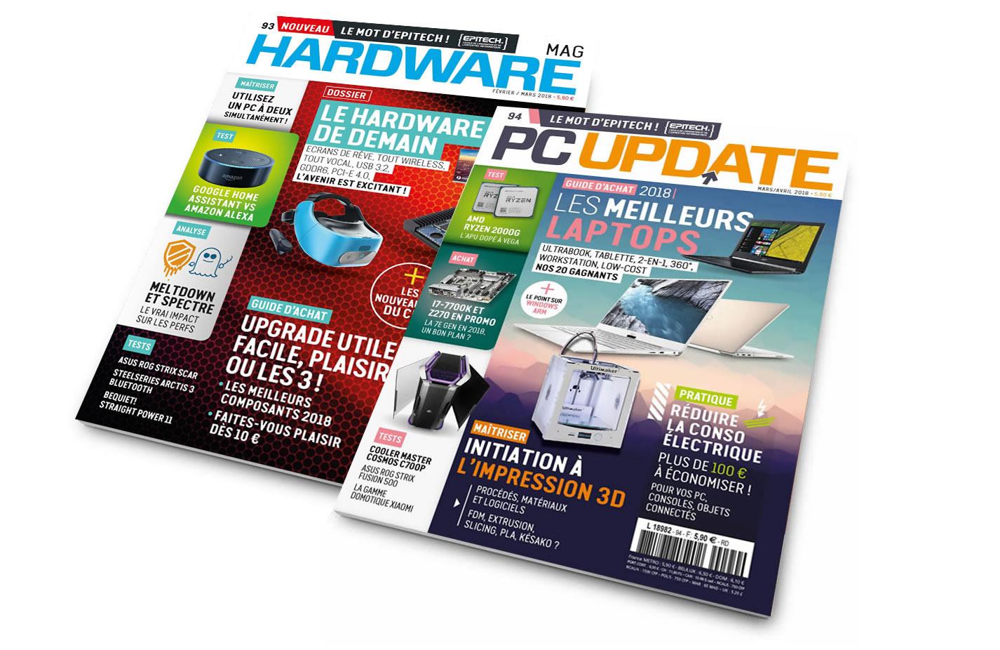 Hardware MAG & PC Update